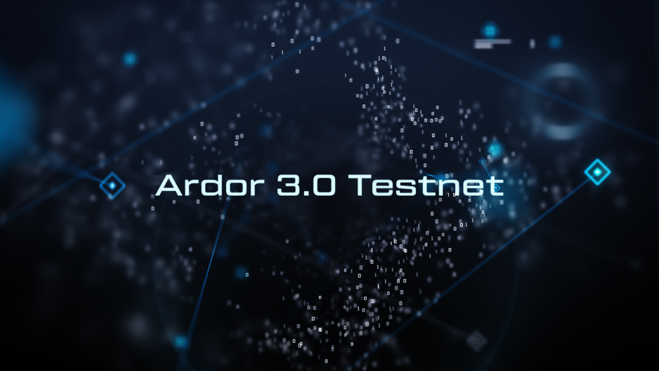 Ardor 3.0.0e has been released