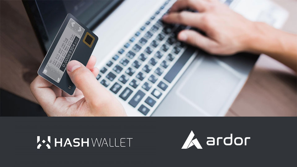 Integration of Ardor with HASHWallet