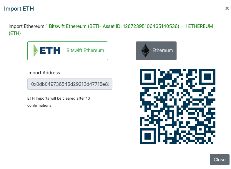 ETH Address