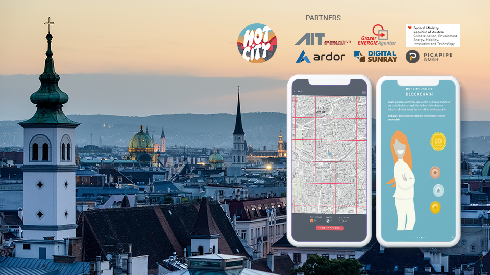 Austrian Government-Funded HotCity Project Launches Blockchain for Gamifying Energy-Oriented Neighborhood Planning